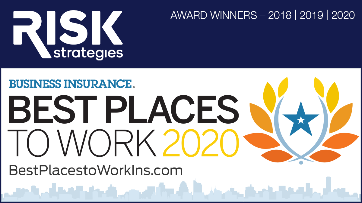Business Insurance Best Places to Work 2020