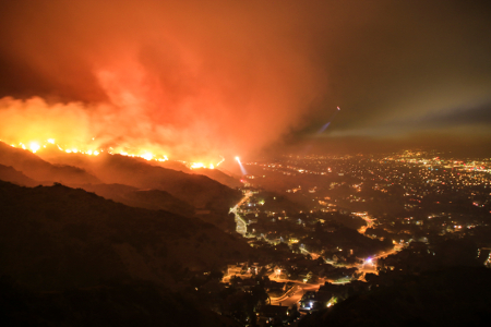 Climate Change. Wildfires. New Challenges for Mitigating Loss