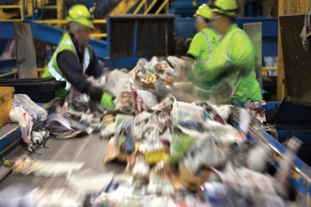China's Policies Rock US Recycling Market